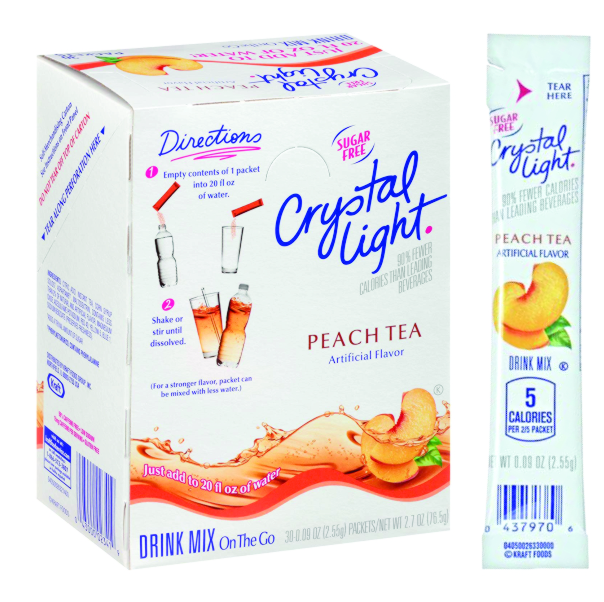 CL PEACH TEA 30 CT B2507