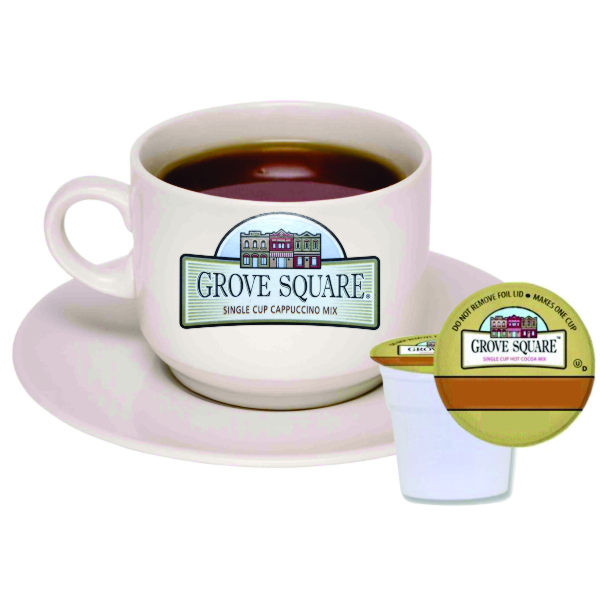 Grove Square Main Photo With Cup