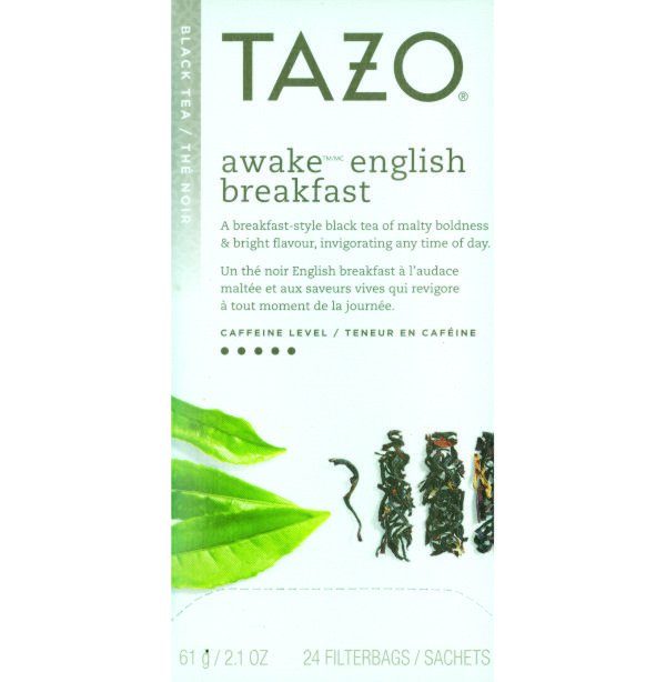 Tazo Tea Awake 24 Ct