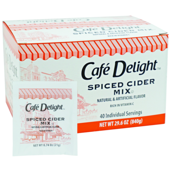 APPLE CIDER 40 COUNT B5504