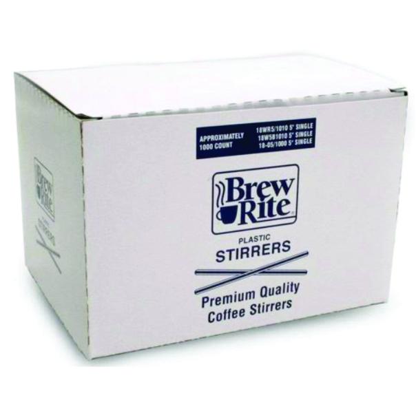 BEVERAGE STIR STICKS 5 Inch 5000 B1030