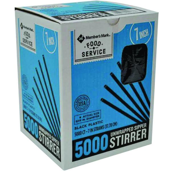BEVERAGE STIR STICKS 7 Inch 5000 B1032