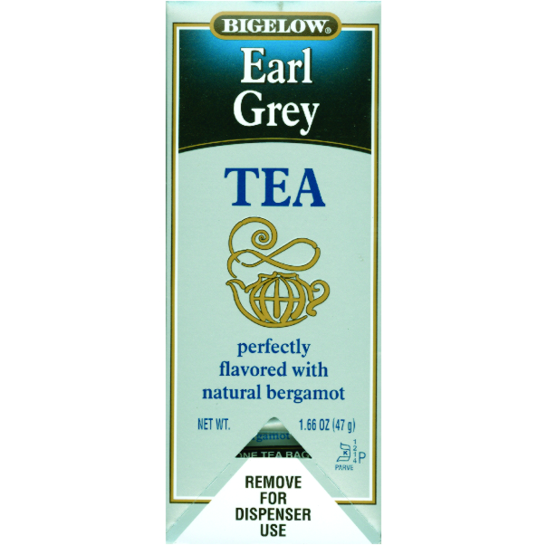 BT EARL GREY 28 CT B3007
