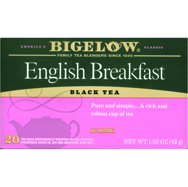 BT ENGLISH BREAKFAST 28 CT B3022