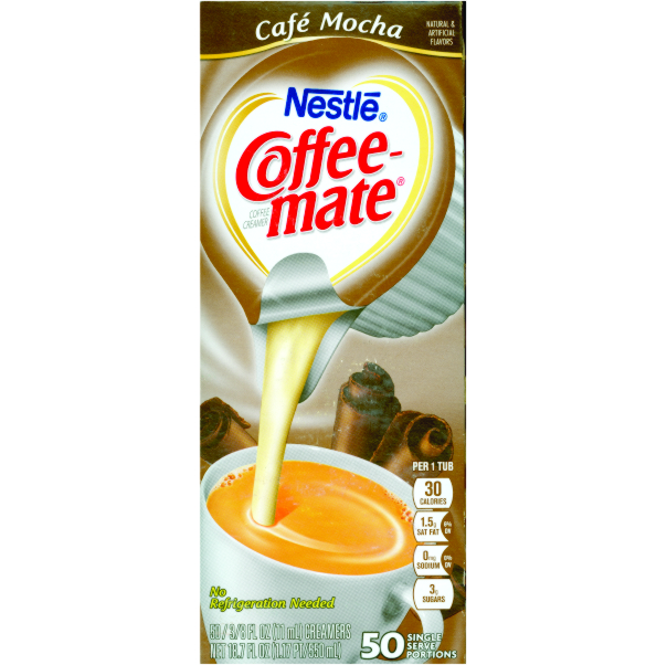 LQ Creamer Tub Cafe Mocha