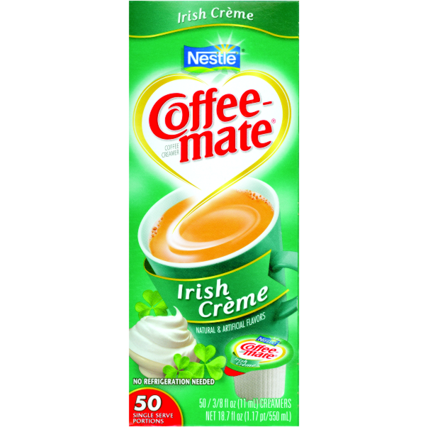 LQ Creamer Tub Irish Creme