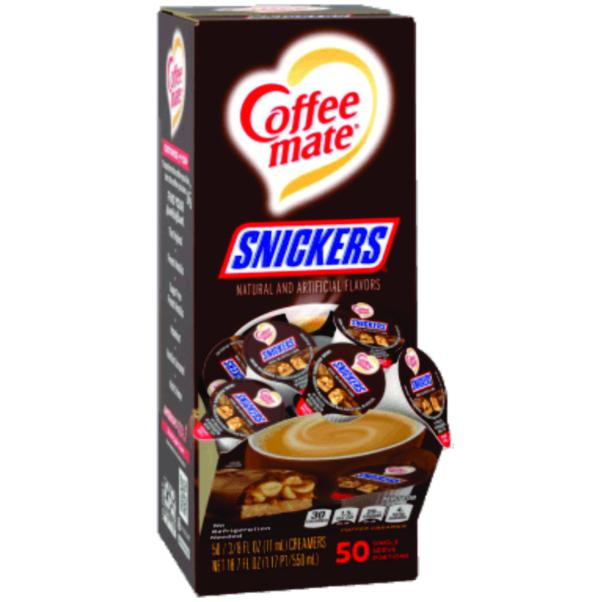 LQ Creamer Tub Snickers