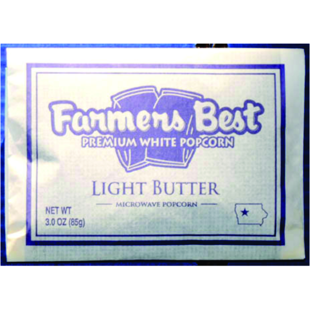 POPCORN Light Butter 24ct B1061
