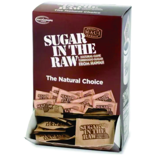 SUGAR IN THE RAW 200 CT