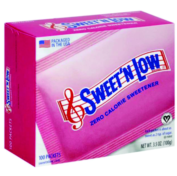 SWEET N LOW 100 CT