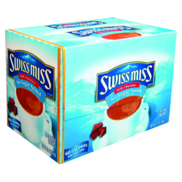 SWISS MISS SF HOT CHOC 30 CT B0512