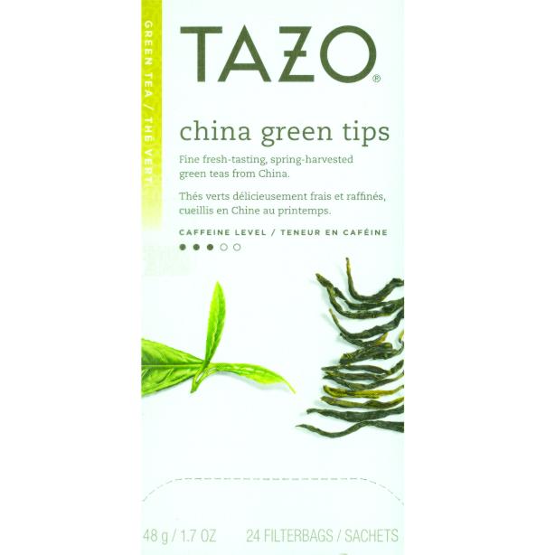 Tazo Tea China Grn Tips 24 Ct