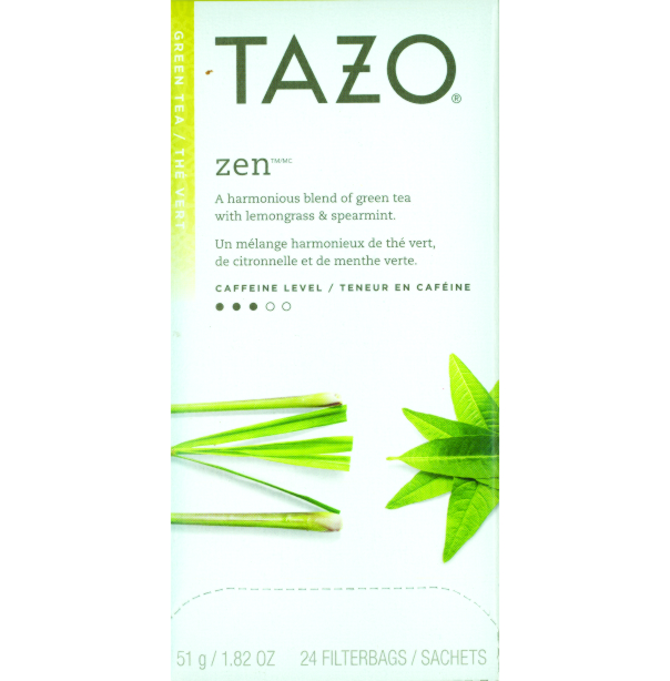 Tazo Tea ZEN 24 Ct