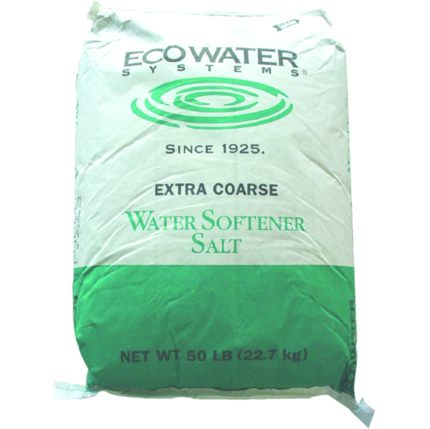 WATER SOFTENER SALT 50lb A3000